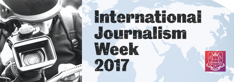 International Journalism Week 2017