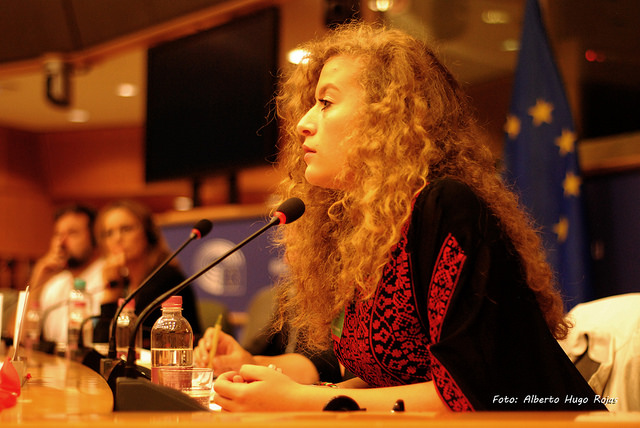 Ahed Tamimi: father speaks of his pride as Palestinian activist prepares for trial
