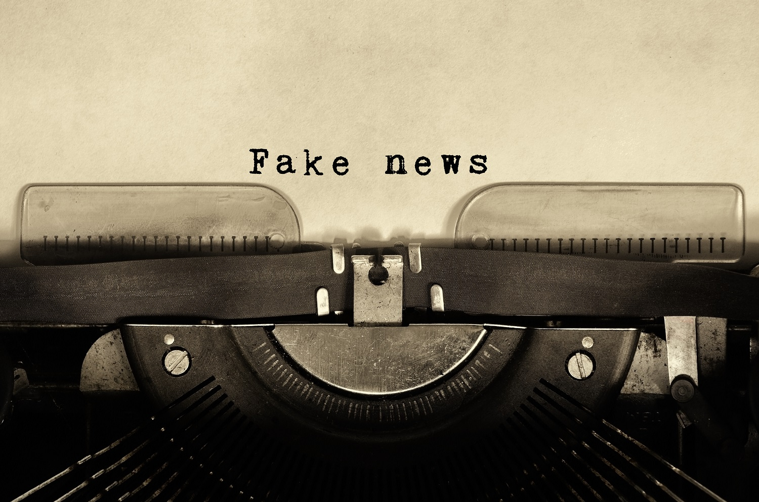 Fake news has always existed, but quality journalism has a history of survival