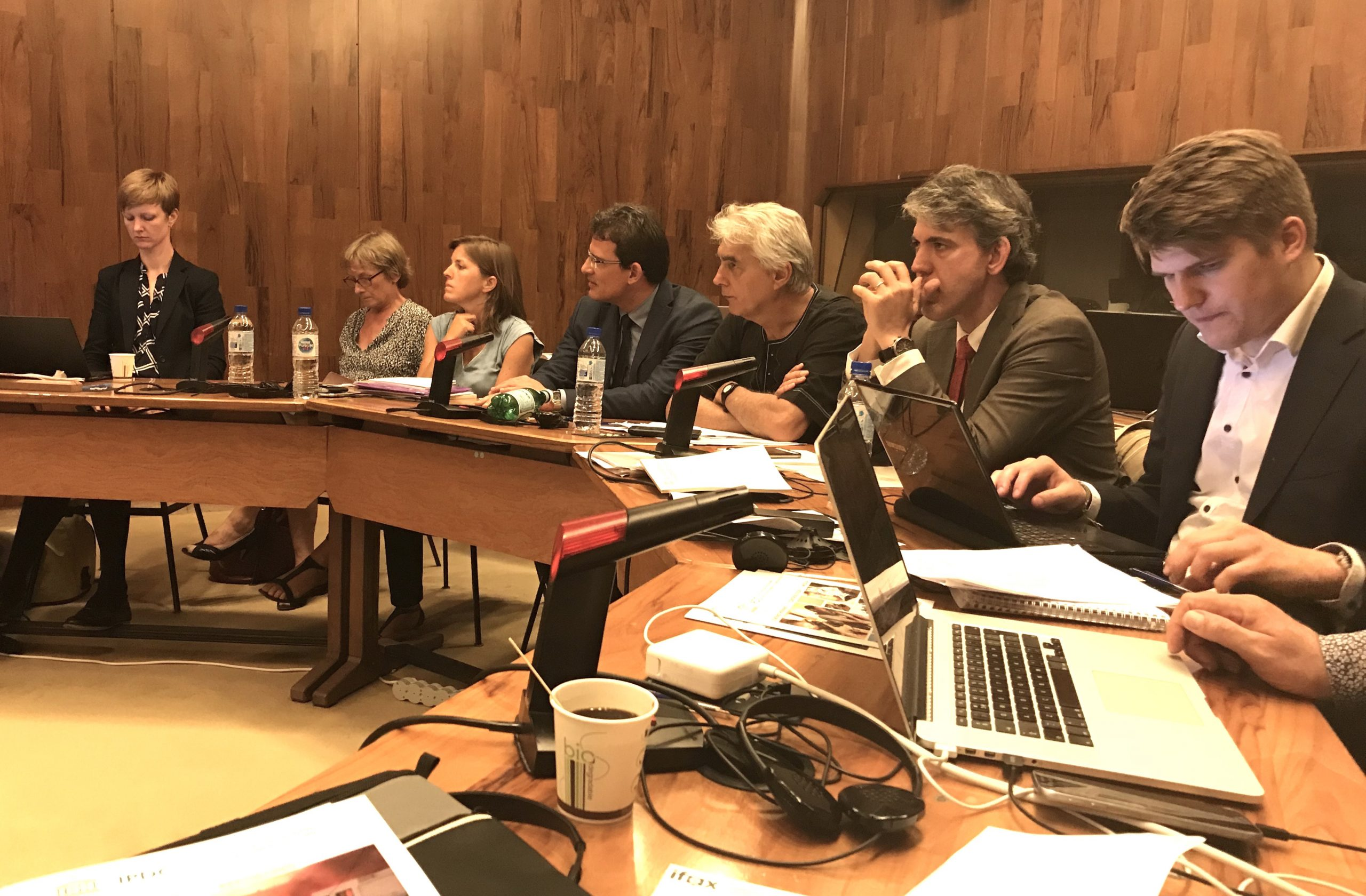 CFOM participates in technical consultation on UNESCO's monitoring of safety of journalists