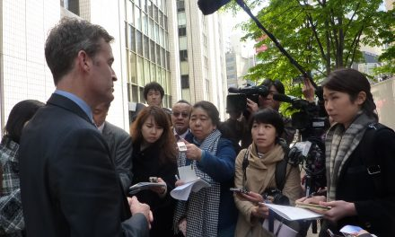 Japan's blurred vision of media freedom