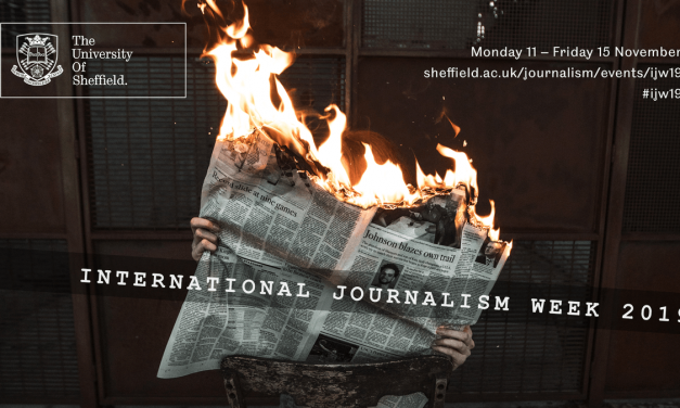 International Journalism Week 2019 focuses on issues of impunity for crimes against journalists