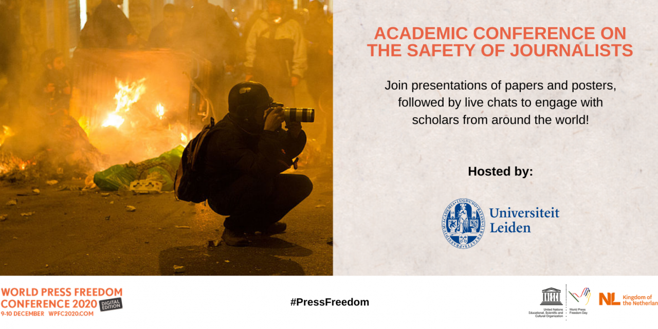 2020 World Press Freedom Day Conference: Can Media and Information Literacy (MIL) protect journalists?