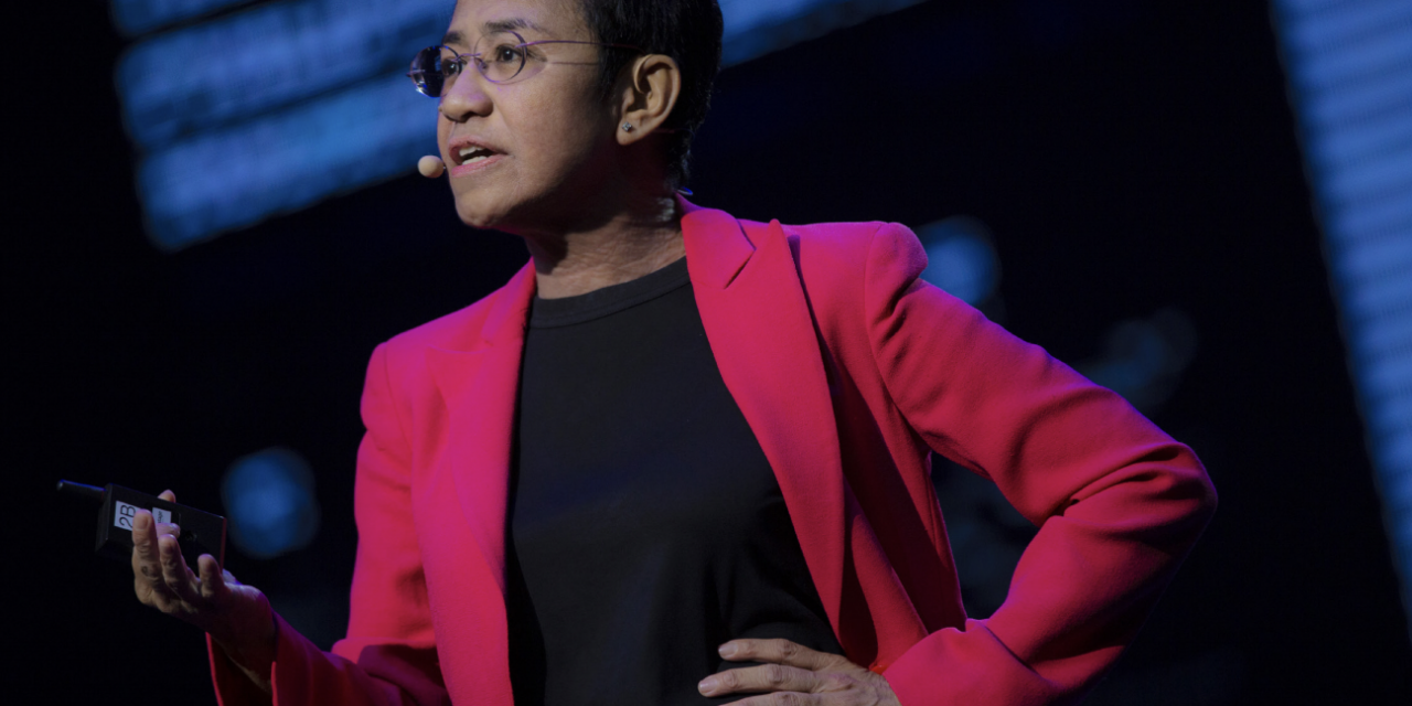 International Women's Day 2021: new research details the torrent of social media attacks targeting Filipino-American journalist Maria Ressa