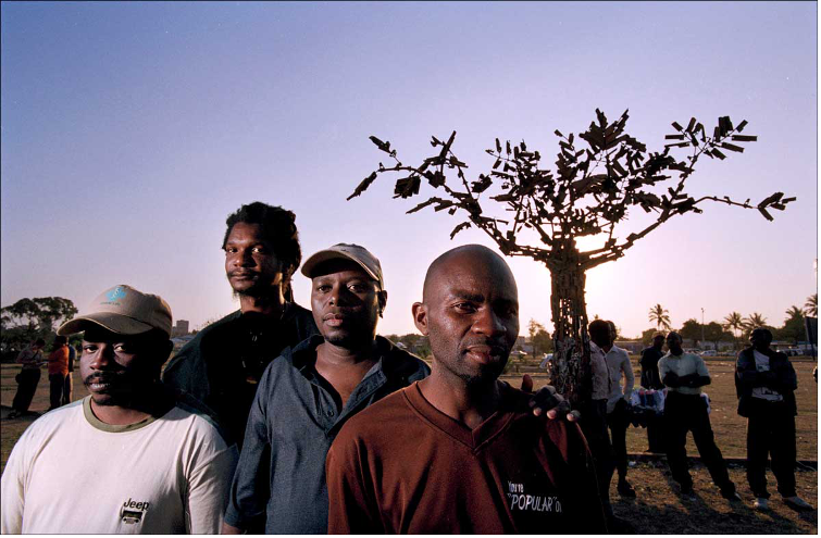 Art in Peacebuilding: the Tree of Life in Mozambique