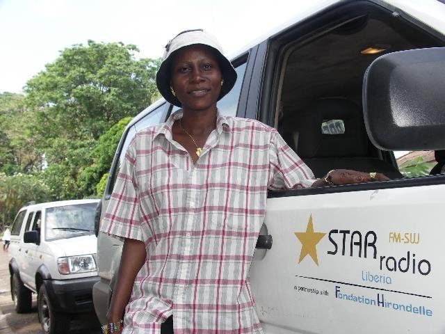 Star Radio: A peacebuilding project in post-conflict Liberia