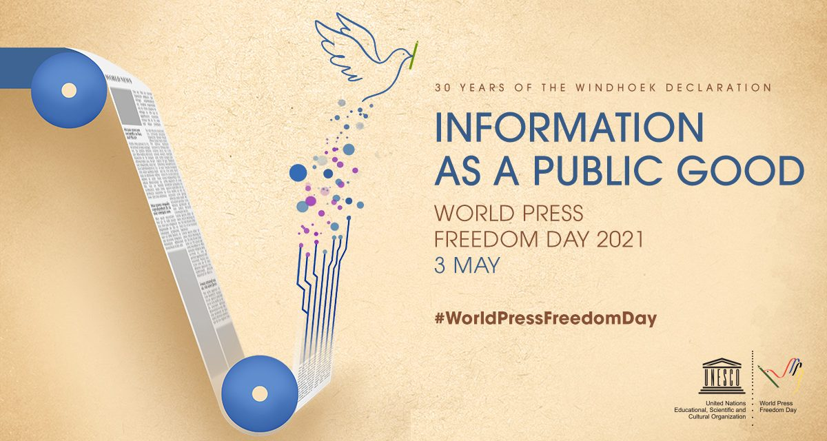 Call for contributions: Join us for the World Press Freedom Day #JournoSafe Flash Talks