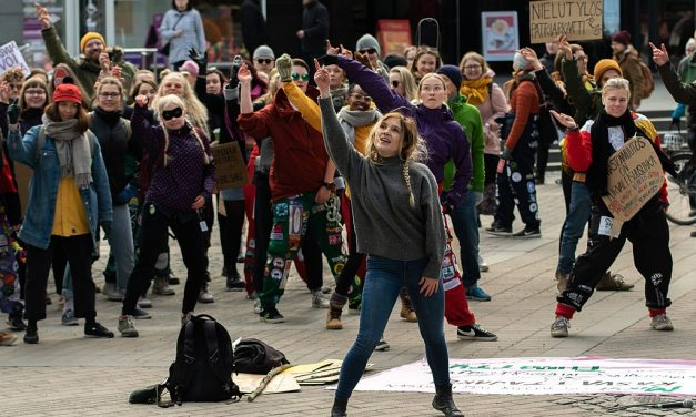 Young People Choreographing the Steps Toward a Peaceful, Sustainable Future